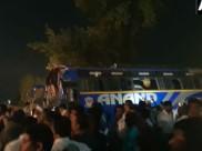 महाराष्ट्र के पुणे में बड़ा सड़क हादसा, 3 की मौत, 15 घायल