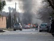 अफगानिस्तान की राजधानी काबुल में विस्फोट, 4 की मौत, 90 घायल