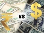 Forex Market : खुलते ही डॉलर के मुकाबले रुपया 13 पैसे टूटा