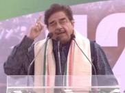 विपक्ष की रैली में बोले शत्रुघ्न सिन्हा- राफेल पर चीजें छुपाओगे तो कहा ही जाएगा, चौकीदार चोर है
