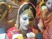 दूल्हे ने धनुष तोड़ पूरी की शर्त, दुल्हन बोली-सीता की तरह करना चाहती थी शादी