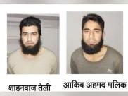 जैश-ए-मोहम्मद के लिए सहारनपुर में आतंकी तैयार कर रहे थे शहनबाज और आकिब