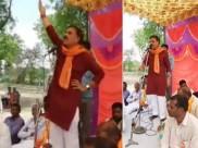 भाजपा प्रत्याशी ने ग्राम प्रधानों को दी धमकी- विरोध किया तो 23 मई के बाद सबको देख लूंगा
