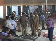 यूपी: काउंटिंग के दौरान बीजेपी कार्यकर्ताओं ने किया हंगामा, पुलिस ने दौड़ा-दौड़ाकर पीटा