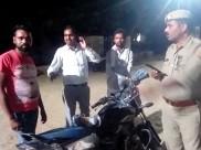 फर्रुखाबाद: evm की निगरानी में लगे बसपा कार्यकर्ता के पास मिला कटर, भाजपाईयों ने किया हंगामा