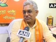पश्चिम बंगाल भाजपा अध्यक्ष दिलीप घोष का दावा, टीएमसी के कई विधायक जल्दी ही छोड़ेंगे पार्टी