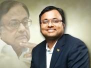 Lok Sabha Election Results 2019: कार्ति चिंदबरम ने बनाई भाजपा के एच राजा के खिलाफ बढ़त