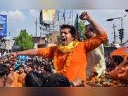 'जिंदगी झंड बा, महागठबंधन का मुंह बंद बा', गोरखपुर में 3 लाख वोटों से जीते रवि किशन