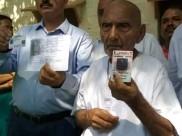 124 साल की उम्र में बाबा शिवानंद ने दूसरी बार किया वोट, बताई ये बड़ी वजह