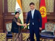 किर्गिस्तान में विदेश मंत्री सुषमा स्वराज ने क्यों किया पुलवामा और श्रीलंका हमले का जिक्र