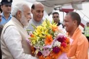 Lok Sabha Election 2019 Result : CM योगी आदित्यनाथ ने जीत का रिकाॅर्ड बनाने जा रहे PM मोदी को दी बधाई