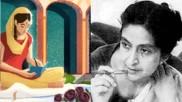 जानिए अमृता प्रीतम को जिनकी 100वीं जयंती पर गूगल ने अपना डूडल किया उनके नाम