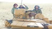 पूर्वी लद्दाख से सटे चीनी सरहद पर भारतीय सेना ने किया कड़ा युद्धाभ्यास