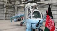 अफगानिस्तान को भारत ने सौंपे दो और Mi-24V अटैक हेलीकॉप्टर्स,युद्ध में टूटेगी तालिबान की कमर
