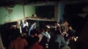 कन्नौज: घर में रखी आतिशबाजी में ब्लास्ट से गिरी छत, एक की मौत, 5 घायल