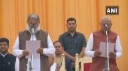 हरियाणा मंत्रिमंडल का हुआ विस्तार, 4 राज्य और 6 कैबिनेट मंत्रियों को राज्यपाल ने दिलाई शपथ