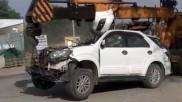 राजस्थान: ट्रक और कार की भीषण टक्कर में सात लोगों की मौत, एक घायल