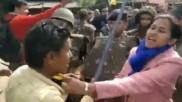 डिप्टी कलेक्टर प्रिया वर्मा से बदसलूकी के मामले में दो के खिलाफ FIR, एक गिरफ्तार