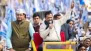 दिल्ली चुनाव: वोटिंग से ठीक पहले केजरीवाल को मिला यूपी की इस बड़ी पार्टी का समर्थन