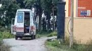 कोरोना संक्रमित मरीज की हुई मौत, स्वास्थ्यकर्मी एंबुलेंस में शव छोड़कर भाग गए