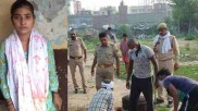 जिस महिला की लाश गाजियाबाद में सूटकेस से मिली थी, वो अलीगढ़ में मिली जिंदा