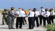 मालदीव पहुंची कोविशील्ड की 1 लाख डोज, राष्ट्रपति और विदेश मंत्री ने जताया पीएम मोदी का आभार