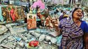 पाकिस्तान में लगातार घटे हैं हिंदू, हिंदू आबादी और मंदिर,1947 में थे 428, अब हैं सिर्फ 20 मंदिर