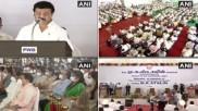 M. K. Stalin ने संभाली तमिलनाडु की कमान, दुरईमुरुगन बने जल संसाधन मंत्री, देखें  33 मंत्रियों की पूरी लिस्ट