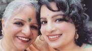 एक्ट्रेस मल्लिका दुआ की मां पद्मावती का कोरोना से निधन, एक महीने से संक्रमण से जूझ रही थीं