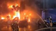 ताइवान: बिल्डिंग में आग लगने से भयानक हादसा, 46 की मौत, 50 से अधिक घायल