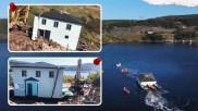 2 मंजिला घर को बोट पर रखा और 8 घंटे में पानी के रास्ते दूसरी जगह कर दिया शिफ्ट, देखने वाले भी रह गए हैरान