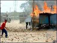 दंगे पर हलफ़नामे में मंत्री का नाम