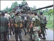 श्रीलंका का युद्धविराम पर चर्चा से इनकार
