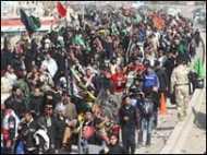 इराक़ में आत्मघाती हमला, 30 मरे