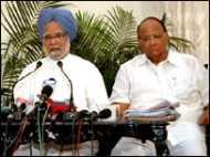 शरद पवार ने कांग्रेस पर दबाव बढ़ाया