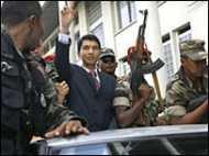 राजोलीना बने मेडागास्कर के 'राष्ट्रपति'