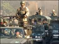 पाकिस्तान में तालेबान के ख़िलाफ़ लड़ाई