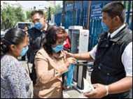 भारत में स्वाइन फ़्लू के संदिग्ध मामले