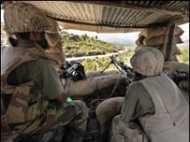 बुनेर में जूझ रही है पाकिस्तानी सेना