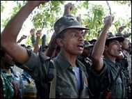 माओवादी हमले में तीन पुलिसकर्मी मरे