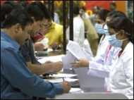 भारत में स्वाइन फ़्लू के दस मामले