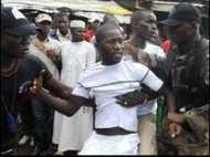 गिनी में हिंसा, 90 लोगों की मौत