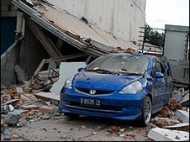 इंडोनेशिया में भूकंप के और झटके