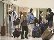 यात्री विमान में 'बम हमले की कोशिश'