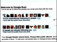 बज़ के साथ सोशल नेटवर्किंग में गूगल का आगाज़
