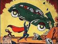 चालीस पैसे का सुपरमैन साढ़े सात करोड़ में बिका
