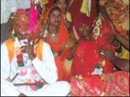 राजस्थान में 'शमशान की बेटी की शादी'