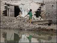 पाकिस्तान में अब हैजे का खतरा