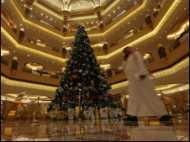 'दुनिया का सबसे महँगा क्रिसमस ट्री'
