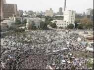 मिस्र में सत्ता हस्तातंरण के संकेत